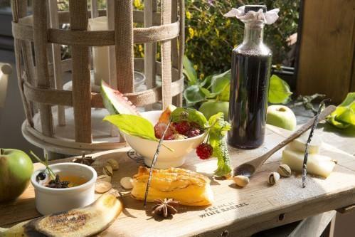 Hôtel Auberge de la Source - Breakfast