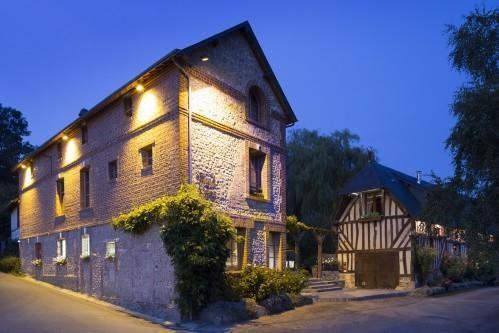 Отель Auberge de la Source - Внешний вид