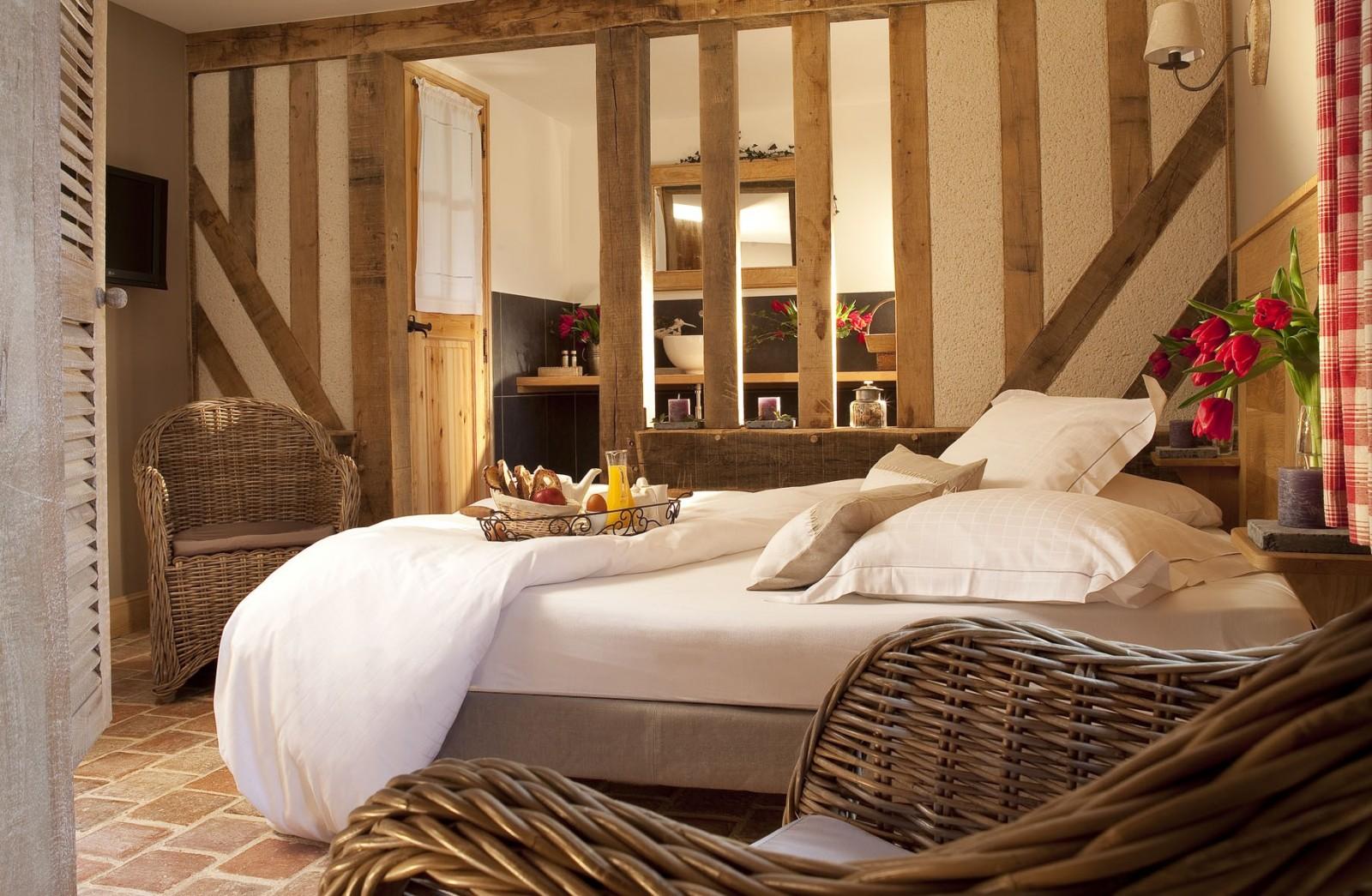 Hôtel Auberge de la Source **** | Hôtel 4 étoiles Honfleur ...